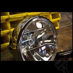 "7"" headlight, $75, H4 light"
