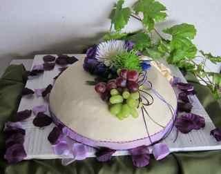 Wedding Cake for Vino Bello
