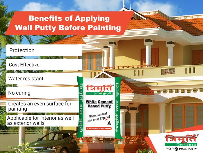 No matter how expensive #paints you use for your #house, but it will all go in vain if there are cracks and dampness on the #walls. The reason that these problems occur is because of the aging of the walls.