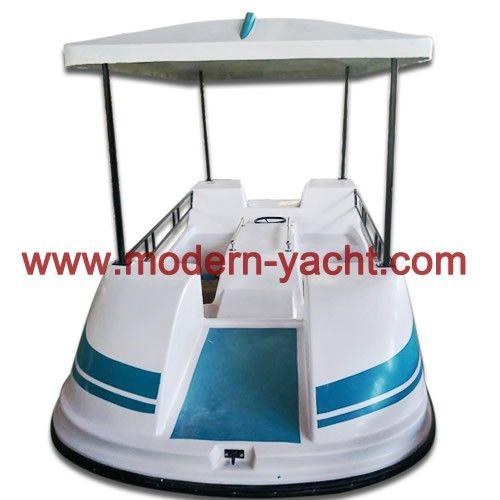 4 seats paddle boat WP04H06