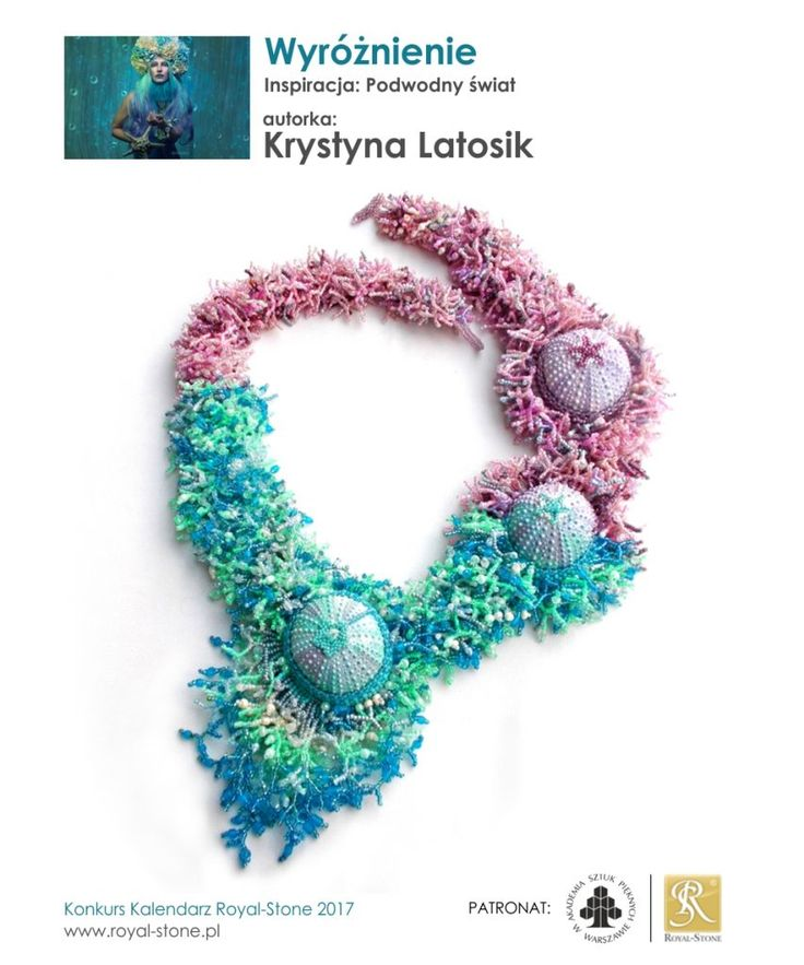 Kwiecień 2017 – Kartka z Kalendarza. Krystyna Latosik | Royal-Stone blog