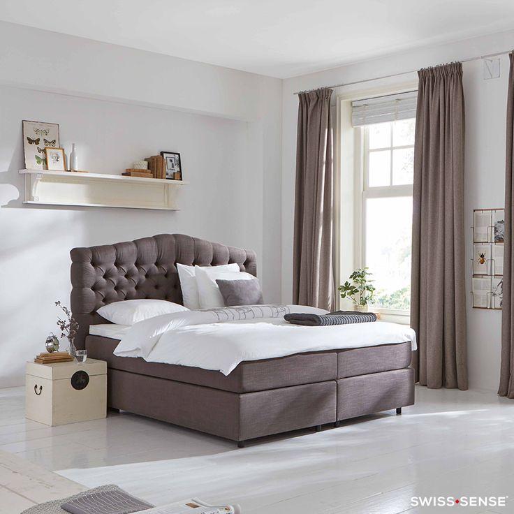 145 beste afbeeldingen van boxsprings swiss sense. Black Bedroom Furniture Sets. Home Design Ideas