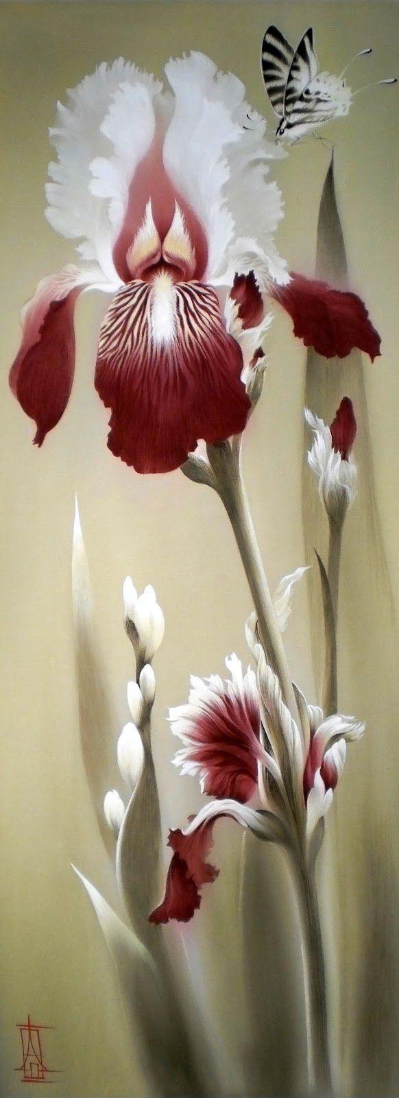 Природа. Цветы. Осеева Алина. Обсуждение на LiveInternet - Российский Сервис…