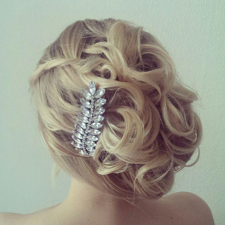 Classy hairdo