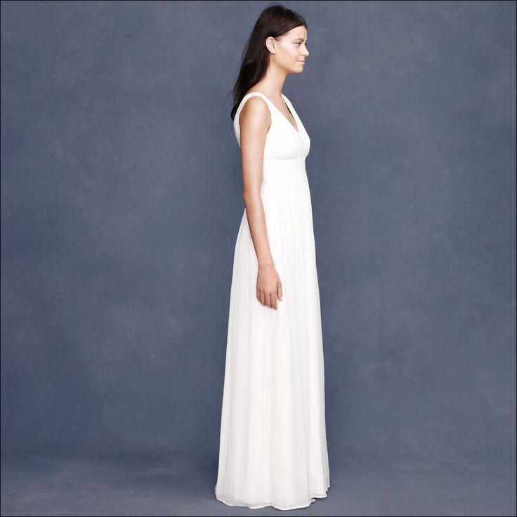 J Crew sophia Wedding Dress