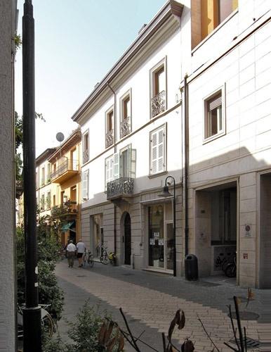 Residenze in via Mazzini (Ravenna)