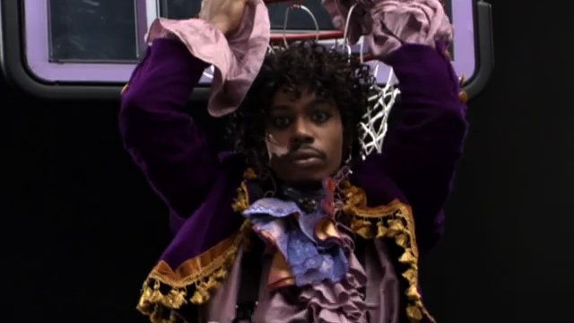 In a game of shirts versus blouses, Prince pulls out a win.
