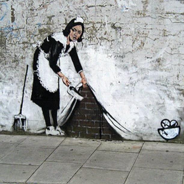 #Banksy #Art