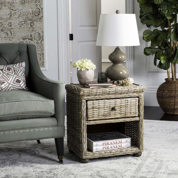 34 best nightstands images on pinterest nightstands acacia wood
