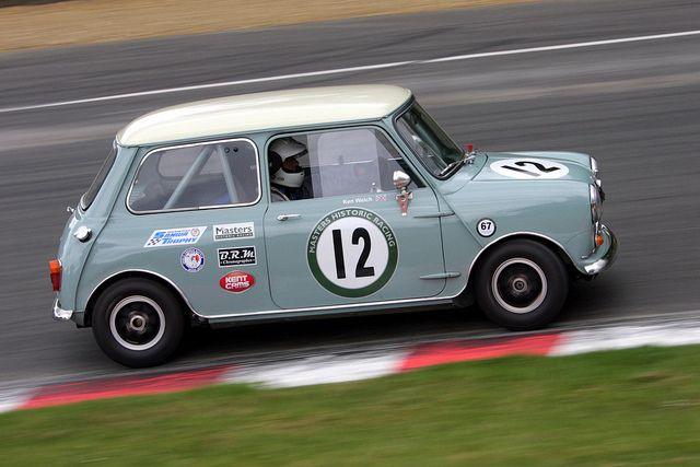 #12: Early 60's Mk1 Mini Cooper