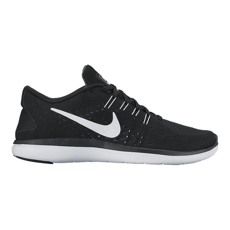 Black Top White Bottom Shoes Nike Famous Footwear
