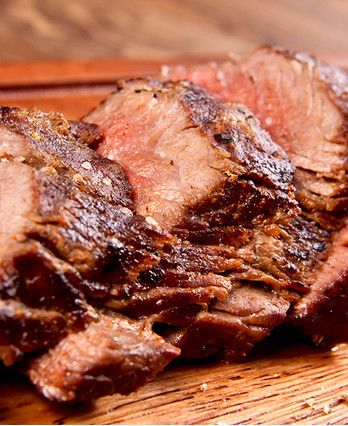 Ultimate Beef Brisket. Refrigerate overnight; slow cook for 8 hrs.