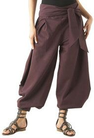 Sarouels et pantalons d'été, la sélection hippie chic - Le Blog Beauté Femme - Beauté Femme
