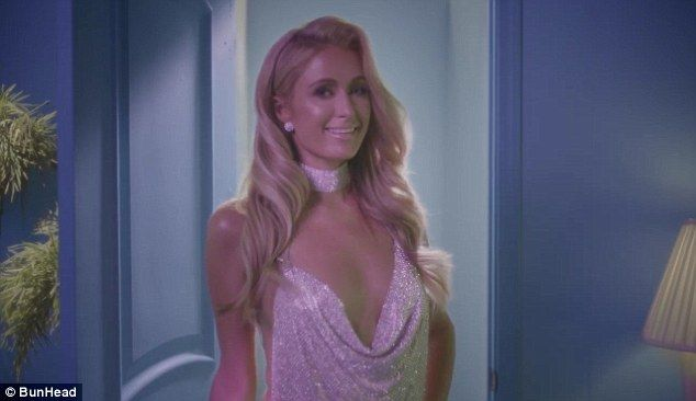 Video: Paris Hilton Stars In Kim Petras I Dont Want It At All Debut Music Video