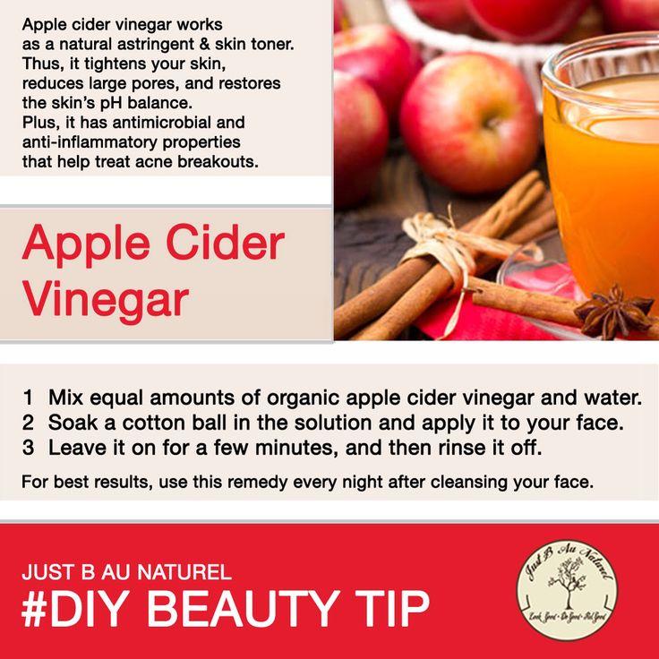 Diy beauty apple cider how to treat acne organic apple