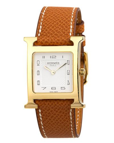 Hermes Women's 'Hora' Watch 1330