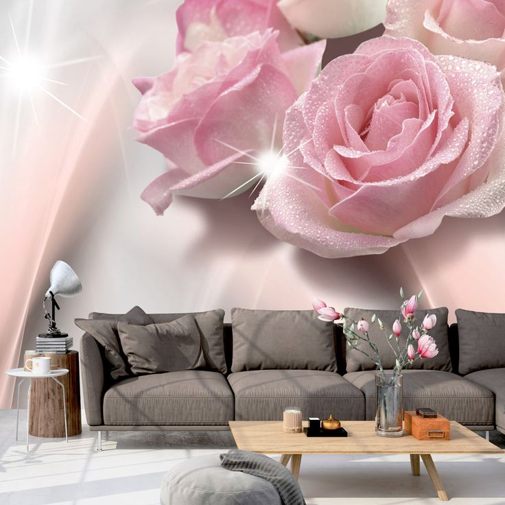 Wallpaper Rose #art #decor #design