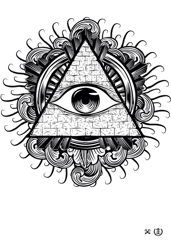 All seen eye tattoo inspiration