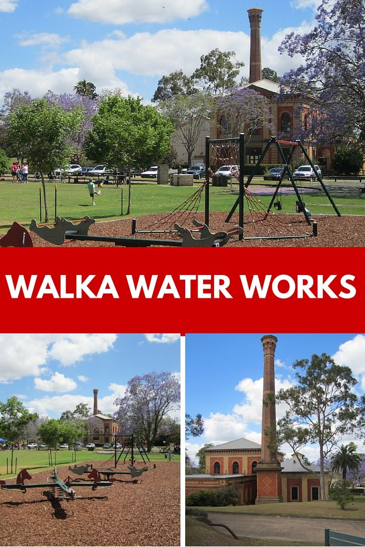 Visit Walka Water Works in Oakhampton Heights for a play and a miniature train ride.