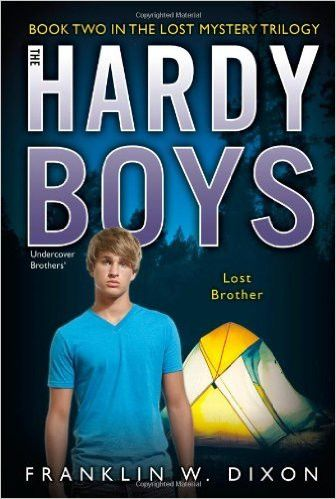 Lost Brother: Book Two in the Lost Mystery Trilogy (Hardy Boys, Undercover Brothers #35)