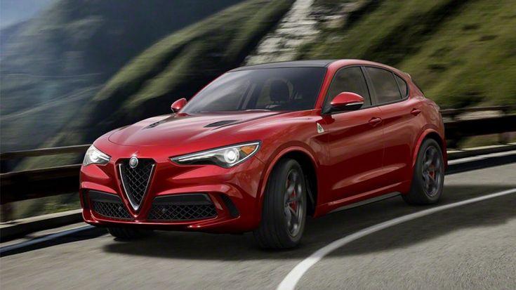 Genetik miras SUV ile buluştu: 2017 Alfa Romeo Stelvio
