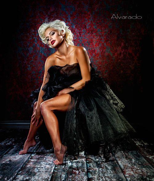Citaten Van Marilyn Monroe : Impressive illustrations of the sex symbol marilyn monroe