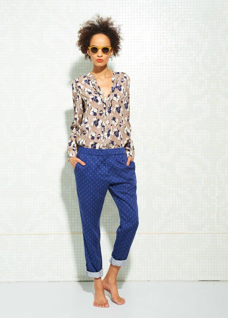 Veronica Shirt & Luce Pants