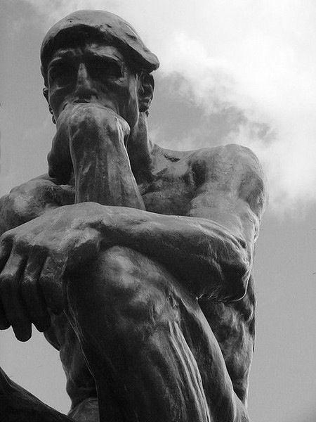 Auguste Rodin I The Thinker