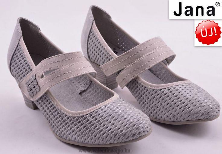 Jana pántos félcipő ajánlatunk! A tépőzár segítségével kényelmesen rögzíthető :)  http://valentinacipo.hu/jana/noi/szurke/lyukacsos-felcipo/142581540  #jana #jana_cipő #jana_cipőbolt #Valentina_cipőboltok