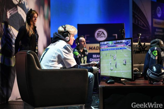 Competitive gaming will overtake mainstream sports in a few years says Momentum CEO