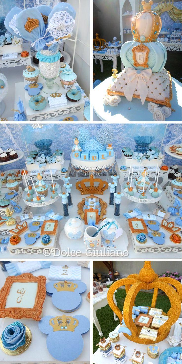 """Hoy tengo el placer de darle la Bienvenida a """"Dolce Guiliano"""", una empresa familiar dedicada a la ambientación y decoración de mesas temáticas para fiestas. Debo decir, a modo personal,…"""