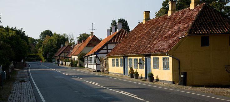 Visit Tranekær - Slotsbyen Tranekær