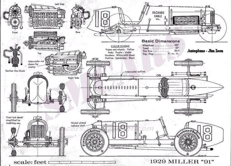 190 best Blueprints images on Pinterest | Technical drawings, Tools ...