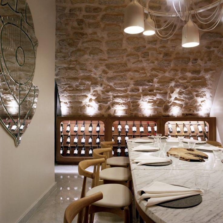 Restaurant Le Sergent Recruteur by Jaime Hayon