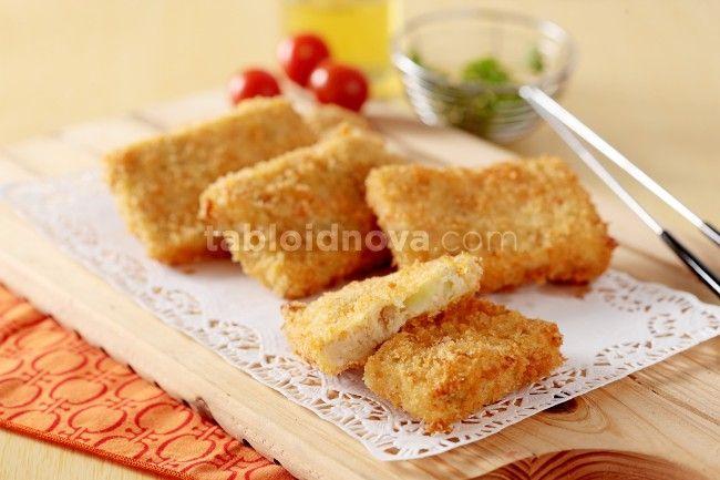Mari membuat nugget goreng kesukaan anak dengan bahan pelengkap yang lebih sehat. Kali ini tabloidnova.com membagikan resep membuat nugget kembang kol yang dijamin disukai Si Kecil.