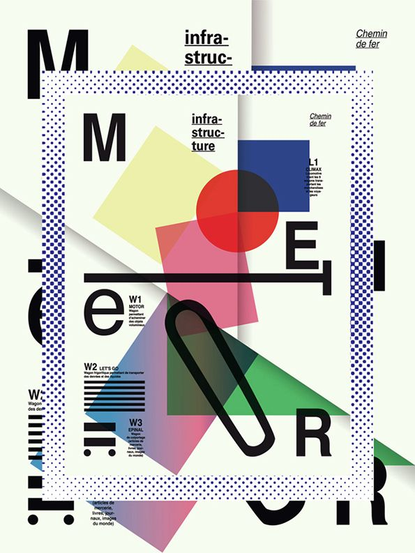Fantastique new work from French design duo My Name is Wendy