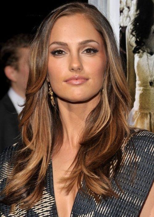 goal hair!!!  Top 100 Long Hairstyles 2014 for Women | herinterest.com