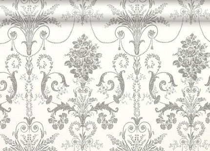 Josette Charcoal Wallpaper. Washable wallpaper suitable for all interiors. Love? Powder Room?