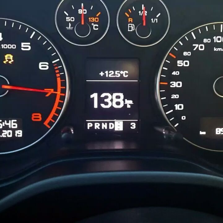 Launch Control 0 100 Audi A3 2 0 Tfsi Quattro Dsg Audi A3