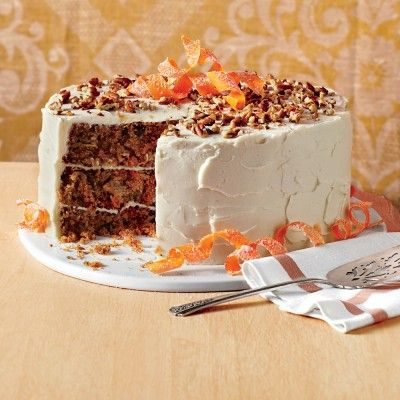 Fall Cake Recipes: The Ultimate Carrot Cake