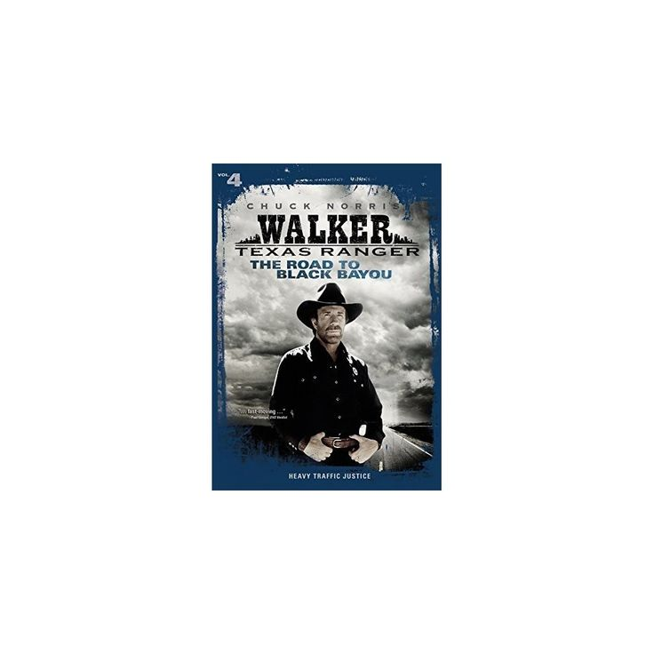 Walker Texas Ranger: The Road to Black Bayou (Dvd)