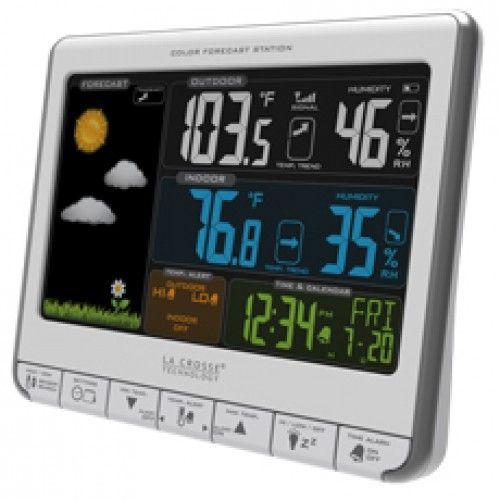 10 best Weather Stations Thermometers (Outdoor Thermometers) images - best of cole parmer temperature probe