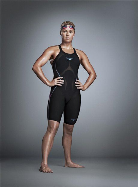 What the Pros Wear - Checkout the gear from Elizabeth Beisel