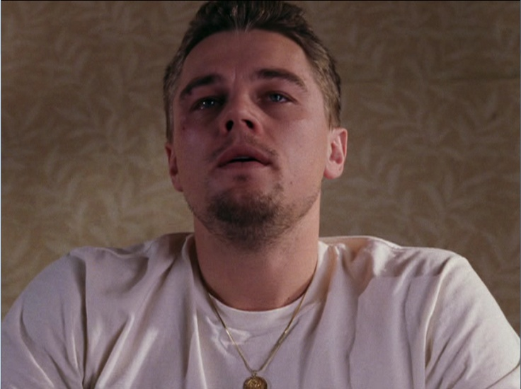 Billy Costigan in The Departed (played by the great Leonardo DiCaprio)