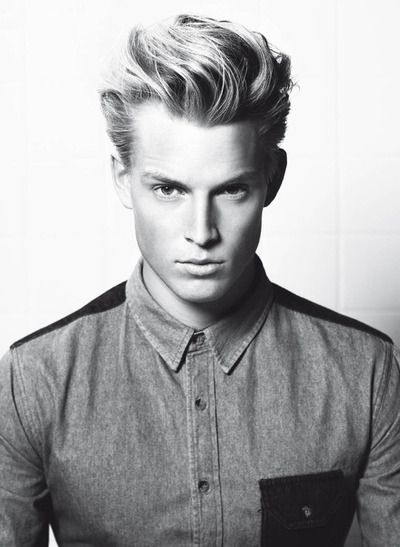 Outstanding 1000 Images About Mens Modern Hairstyles On Pinterest Men Hair Short Hairstyles Gunalazisus