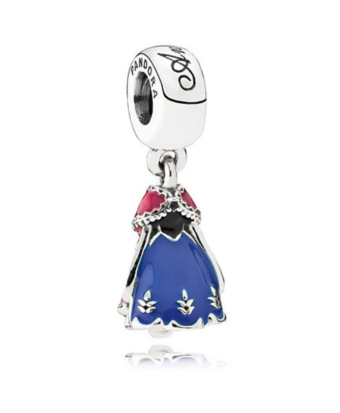 Latest Pandora Anna Dress Pendant Charm Online Outlet
