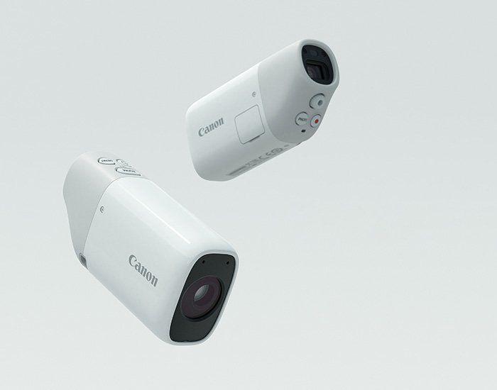 Canon Introduces The Portable Powershot Zoom Telescope Camera Canon Digital Camera Powershot Cameras For Sale