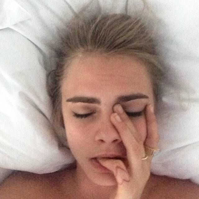 Celebrities and models who share selfies without makeup, and look gorgeous while doing so. Click through to see all the bare-faced beauties here.