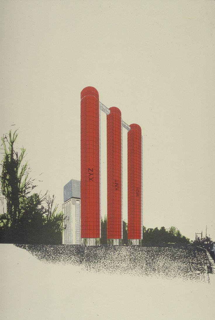Trois Tours — Ateliers Jean Nouvel