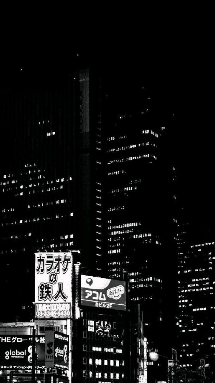 Black An Immersive Guide By Okomura Dark japanese aesthetic wallpaper